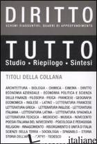 TUTTO DIRITTO - AA.VV.