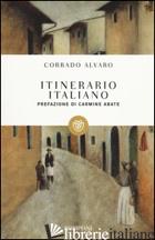 ITINERARIO ITALIANO - ALVARO CORRADO