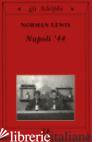 NAPOLI '44 - LEWIS NORMAN