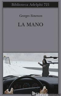 MANO (LA) - SIMENON GEORGES