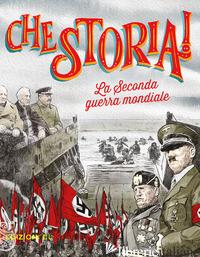 SECONDA GUERRA MONDIALE (LA) - SESSI FREDIANO