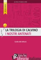 TRILOGIA DI CALVINO (LA) - PROIETTI PANNUNZI GIORGIA
