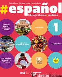 #ESPANOL. #GRAMATICA. PER LE SCUOLE SUPERIORI. CON E-BOOK. CON ESPANSIONE ONLINE - RAMOS CATALINA; SANTOS MARIA JOSE'; SANTOS MERCEDES