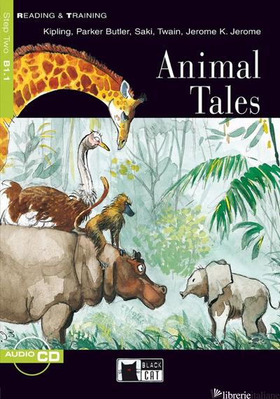 ANIMAL TALES. CON CD AUDIO - AA VV