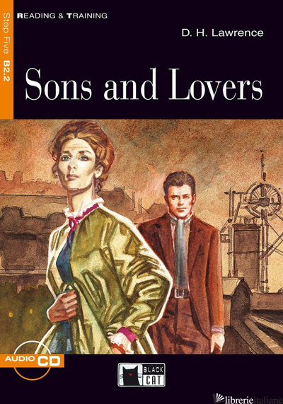SONS AND LOVERS. CON CD AUDIO - LAWRENCE DAVID HERBERT; MALVERN B. (CUR.); BRODEY K. (CUR.)