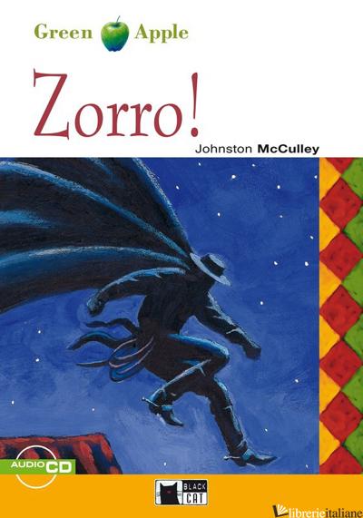ZORRO! CON CD AUDIO - MCCULLEY JOHNSTON