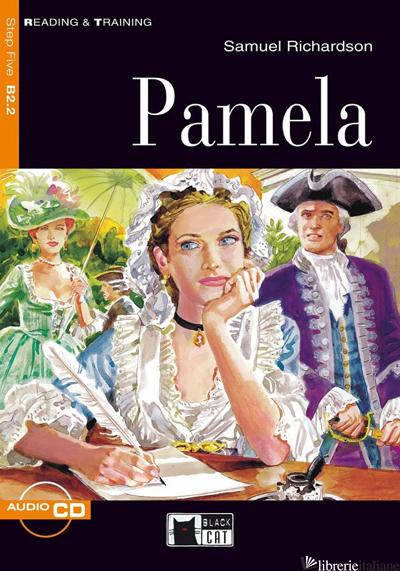 PAMELA. CON CD AUDIO - RICHARDSON SAMUEL; TIMMINS N. (CUR.); VAUGHAN T. (CUR.)
