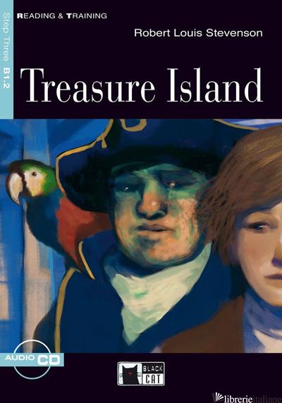TREASURE ISLAND. CON CD AUDIO - STEVENSON ROBERT LOUIS