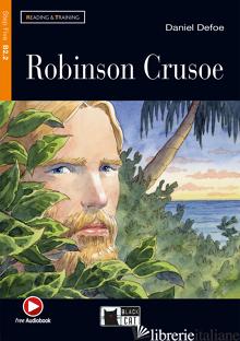 ROBINSON CRUSOE. CAMBRIDGE ESPERIENCE READERS. CON FILE AUDIO MP3 SCARICABILI - DEFOE DANIEL