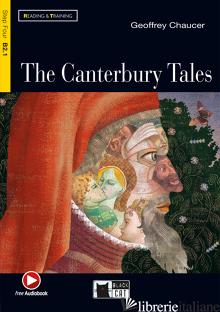 CANTERBURY TALES. CD AUDIO. CON FILE AUDIO MP3 SCARICABILI - CHAUCER GEOFFREY; HILL ROBERT