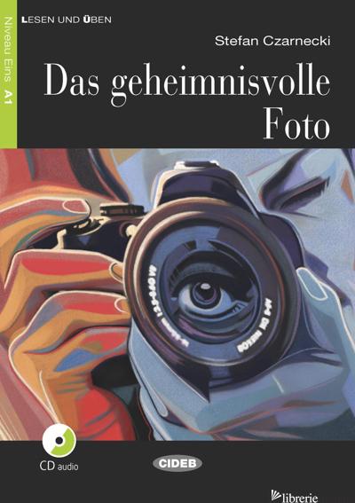 GEHEIMNIVOLLE FOTO. CON CD AUDIO (DAS) - CZARNECKI STEPHEN