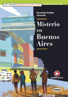 MISTERIO EN BUENOS AIRES. CON APP - CERAVOLO FERNANDO ANDRES