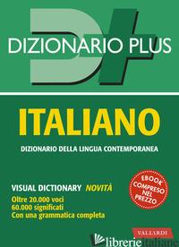 DIZIONARIO ITALIANO PLUS - CRAICI LAURA