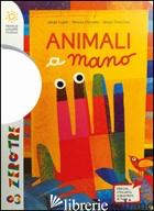 ANIMALI A MANO - PORCELLA TERESA; ORECCHIA GIULIA; LUJAN JORGE
