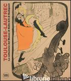 HENRI DE TOULOUSE-LAUTREC. EDIZ. ILLUSTRATA - GONDA Z. (CUR.); BODOR K. (CUR.)