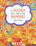 AGENDA DEL NOSTRO BAMBINO DA 0 A 1 ANNO (L') - SETTIMO GIULIA; TRAPANI GIANFRANCO