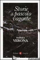 STORIE DI PASCOLO VAGANTE - VERONA MARZIA