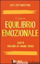NUOVO EQUILIBRIO EMOZIONALE (IL) - MARTINA JOY; MARTINA ROY