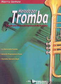 METODO PER TROMBA - JAMES HARRY; JAMES EVERETTE