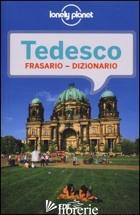 TEDESCO. FRASARIO DIZIONARIO - DAPINO C. (CUR.)