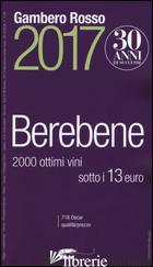 BEREBENE 2017 - AAVV