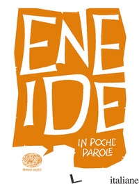 ENEIDE DA PUBLIO VIRGILIO MARONE - COLLOREDO SABINA