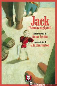 JACK L'AMMAZZAGIGANTI - LEOTTA ANNA