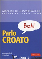 PARLO CROATO - SPIKIC A. (CUR.)