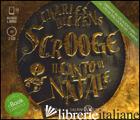 SCROOGE. IL CANTO DI NATALE. AUDIOLIBRO. 2 CD AUDIO - DICKENS CHARLES