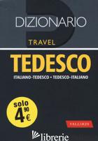 DIZIONARIO TEDESCO. ITALIANO-TEDESCO, TEDESCO-ITALIANO - MICRO