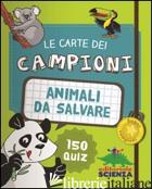 ANIMALI DA SALVARE - DAVID PATRICK