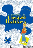 COMPITI DI LINGUA ITALIANA. PER POTENZIARE. PER LA 5ª CLASSE ELEMENTARE (I) - GANDOLFI ANNA MARIA