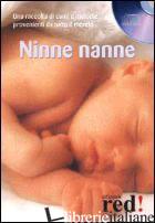 NINNE NANNE. CD AUDIO - A.A.V.