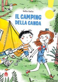 CAMPING DELLA CANOA (IL) - GALLO SOFIA