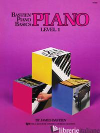 PIANO. 1º LIVELLO - BASTIEN JAMES
