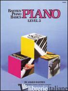 PIANO. 2º LIVELLO - BASTIEN JAMES