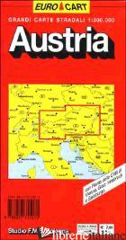 AUSTRIA 1:300.000 - AA.VV.
