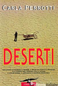 DESERTI - PERROTTI CARLA