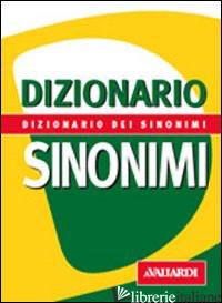 DIZIONARIO SINONIMI - CRAICI LAURA