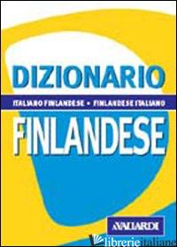 DIZIONARIO FINLANDESE. ITALIANO-FINLANDESE, FINLANDESE-ITALIANO - BOELLA ERNESTO; AHO BOELLA HELENA