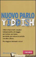NUOVO PARLO YIDDISH - ASTORI DAVIDE