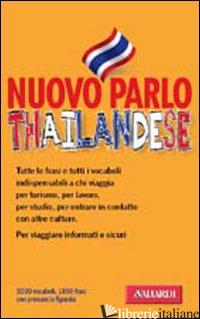 PARLO THAILANDESE - ROSSI G. CARLO; NO-ONE AMPAI