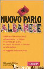 PARLO ALBANESE - GUERRA PAOLA; SPAGNOLI ALBERTO