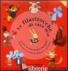 FILASTROCCHE DI CASA MIA. CON CD AUDIO (LE) - MALINEAU JEAN-HUGES