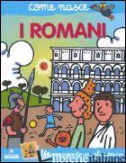 ROMANI. CON ADESIVI. EDIZ. ILLUSTRATA (I) - PANINI ALLEGRA; TRAINI AGOSTINO
