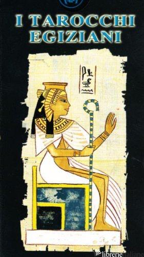 TAROCCHI EGIZIANI. 78 CARTE (I) - ALLIGO PIETRO; ALASIA SILVANA
