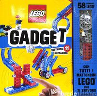 GADGET. LEGO. EDIZ. A COLORI. CON GADGET -