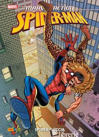 SPIDER-MAN. MARVEL ACTION. VOL. 2: SPIDER-CACCIA - JONES CHRISTOPHER; BURNHAM ERIK