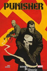 SOVIET. PUNISHER - ENNIS GARTH; BURROWS JACEN