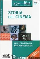 STORIA DEL CINEMA. DAL PRE CINEMA ALLA RIVOLUZIONE DIGITALE - AAVV